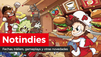 Novedades indies: Alchemic Dungeons DX, BurgerTime Party!, To All Mankind, Treasure Stack, Kotodama: The 7 Mysteries of Fujisawa, Wonder Boy Returns Remix, Duck Game, Meow Motors, The Swords of Ditto: Mormo's Curse y más