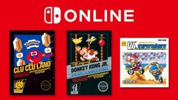 Donkey Kong Jr., VS. Excitebike y Clu Clu Land confirman su estreno en Nintendo Switch Online para el 15 de mayo