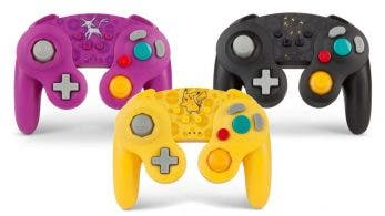 Diseños de Pikachu, Umbreon y Espeon protagonizan estos nuevos mandos de GameCube para Nintendo Switch