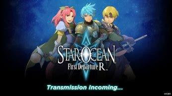 Square Enix anuncia Star Ocean First Departure R para Nintendo Switch