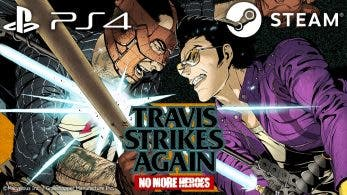 Travis Strikes Again: No More Heroes pierde su exclusividad en Switch: llegará a PlayStation 4 y PC
