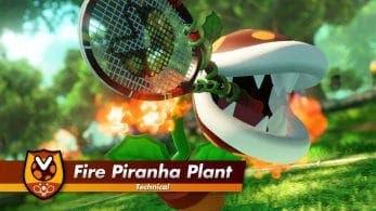 [Act.] Mario Tennis Aces se actualiza a la versión 3.1.0