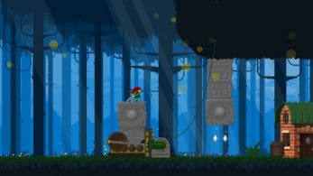 Mable and the Wood llegará este verano a Nintendo Switch