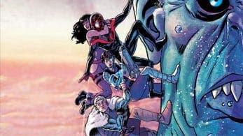 El tercer número de War of the Realms: Journey Into Mystery de Marvel incluye una mención a The Legend of Zelda