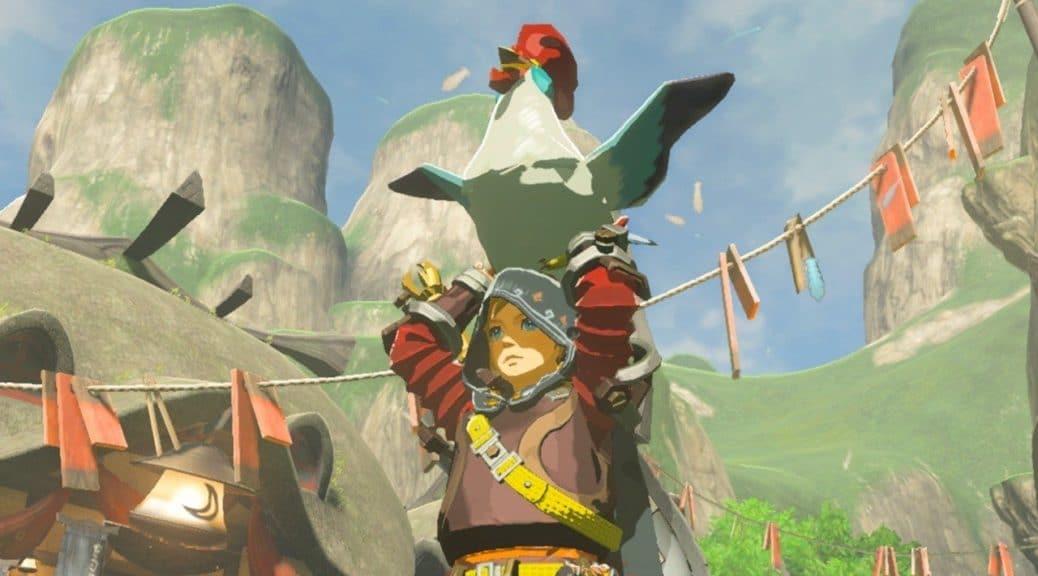 Un jugador de Zelda: Breath of the Wild descubre lo mortíferos que son los Cucos contra los Moldora