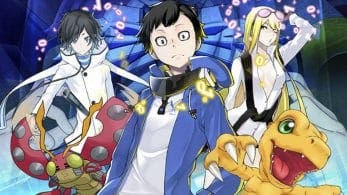 [Act.] Nuevos gameplays y unboxing de Digimon Story Cyber Sleuth: Complete Edition