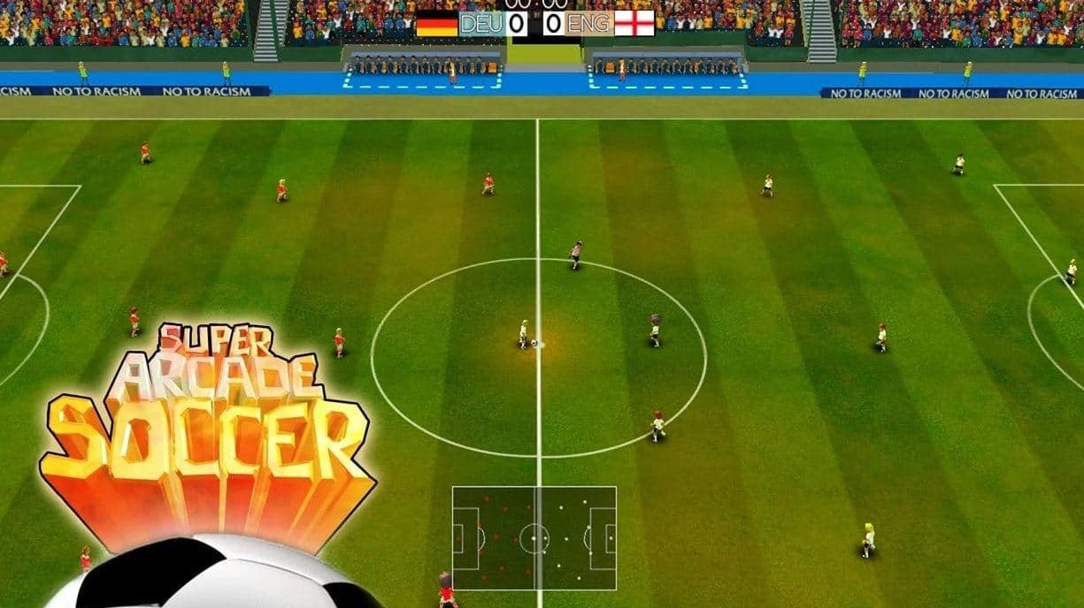 Super Arcade Soccer confirma su estreno en Nintendo Switch: disponible el 31 de mayo