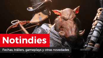 Novedades indies: Dandy Dungeon, Mutant Year Zero, Slay the Spire, Yumeutsutsu Re:Master, Yu-No, Gato Roboto, Macho de Pon! ZZ, Super Tennis Blast, Heroine Anthem Zero, Jake Hunter, Prime World: Defenders y más
