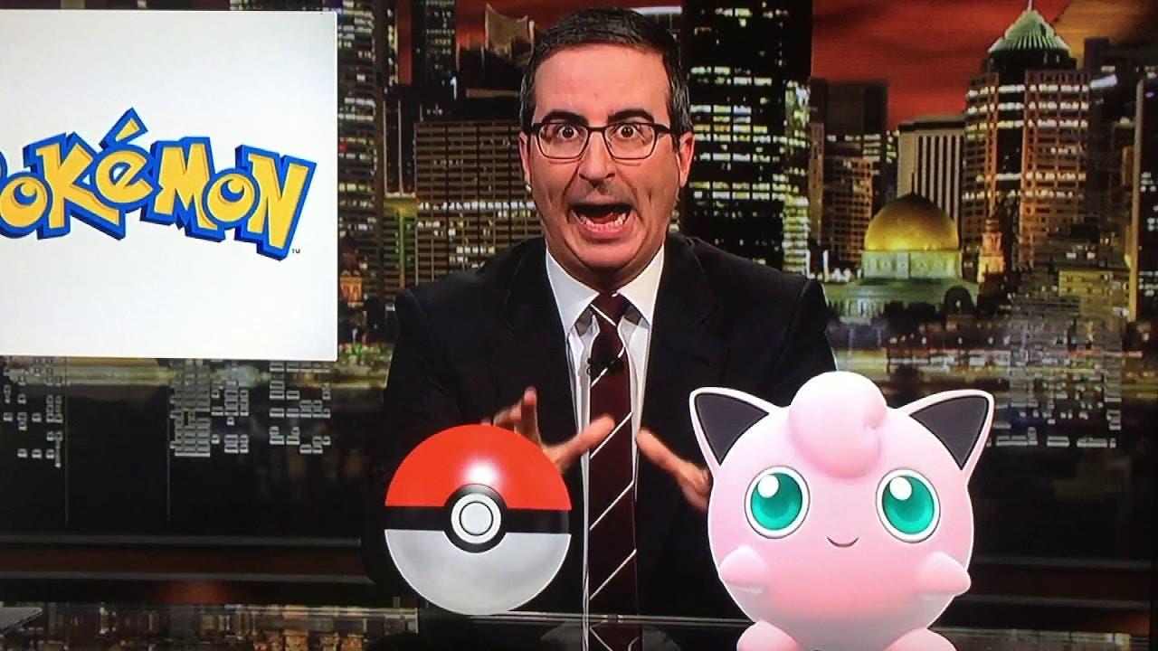 Un programa de humor estadounidense utiliza a Jigglypuff y Pokémon GO para hacer un chiste irreverente