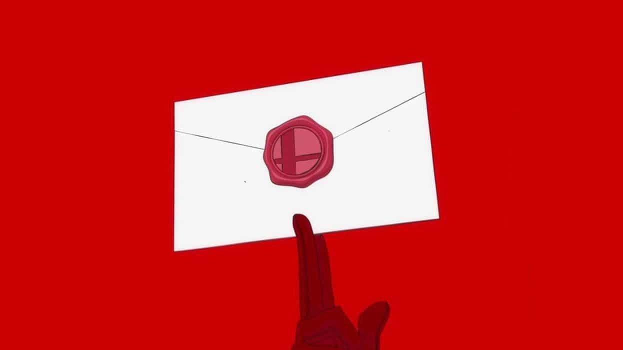El anuncio de un nuevo luchador para Super Smash Bros. Ultimate podría estar oculto en el último sorteo de Nintendo