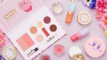 Japón recibe productos cosméticos de Kirby