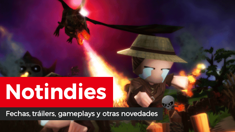 Novedades indie: Ages of Mages: The Last Keeper, RAD, Vectronom, We. The Revolution, Dragon's Lair, Katana Zero, Raiden V, The Swords of Ditto, Cardfight!! Vanguard EX, Irony Curtain, Back in 1995, Crystal Crisis y más