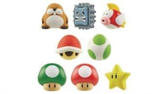 Salen en preventa una serie de muñecos antiestrés del universo de Super Mario