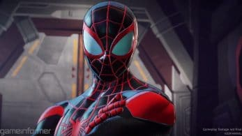 Miles Morales protagoniza este nuevo vídeo de Marvel Ultimate Alliance 3: The Black Order