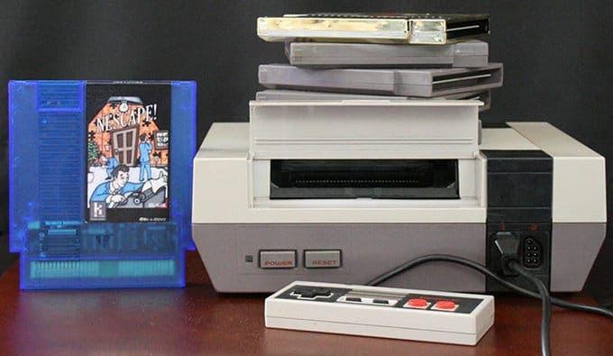 NEScape! para NES llega a su objetivo de financiación en Kickstarter en menos de 24 horas
