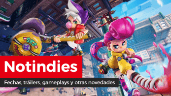 Novedades indies: Dandy Dungeon, Dead or School, Enchanted in the Moonlight, Mary Skelter 2, Ninjala, Devil Engine, Katana Zero, Gato Roboto, Giraffe and Annika, Super Cane Magic Zero, Timespinner, Warlock's Tower y más