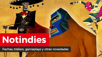 Novedades indies: Gato Roboto, Guacamelee! One-Two Punch Collection, A Robot Named Fight, Koral, Modus Games, American Fugitive, Mowin' & Throwin', Radirgy Swag, TerraTech y más