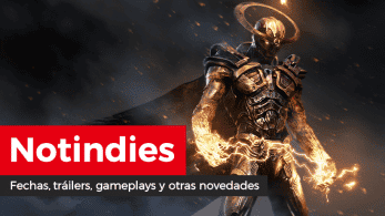 Novedades indie: Back in 1995, Dead Cells, Golem Gates, Light Tracer, Necrobarista, Crystal Crisis, Dragon Marked for Death, EVE: Burts Error R, Horizon Chase Turbo, Hopping Girl Jumping Kingdom y más