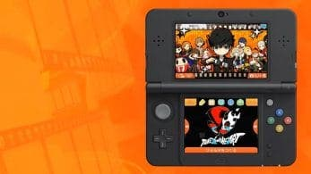 Nintendo 3DS recibe este tema gratuito de Persona Q2: New Cinema Labyrinth