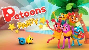 Petoons Party llegará a Nintendo Switch en el tercer trimestre de este año
