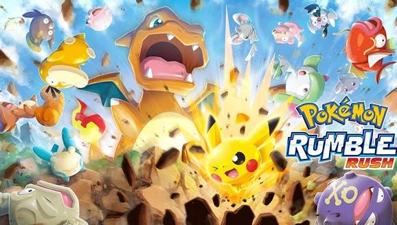 Pokémon Rumble Rush será compatible con My Nintendo