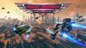 Red Siren: Space Defense llegará a Nintendo Switch: listado para el 4 de junio en la eShop