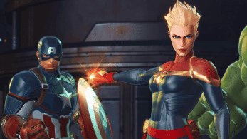 Nintendo abre el sitio teaser oficial de Marvel Ultimate Alliance 3: The Black Order