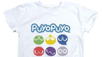 Nueva ronda de merchandising de Puyo Puyo llega a la web de SEGA