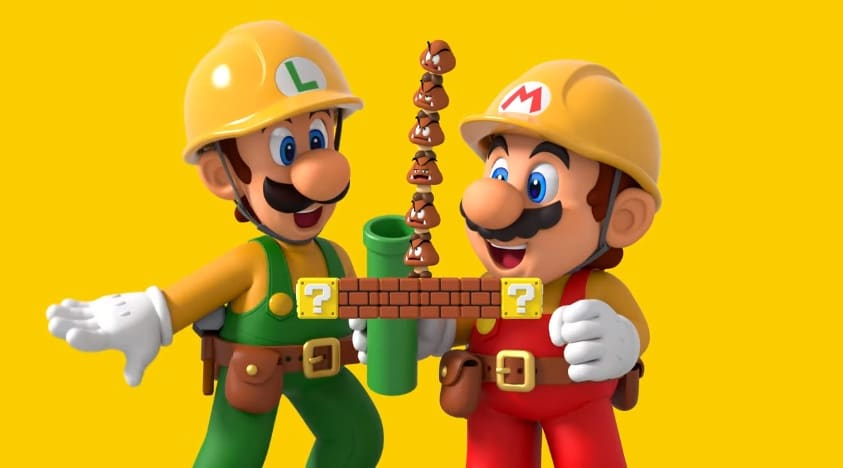 Indicios apuntan a que Super Mario Maker 2 contaría con juego multijugador en una sola consola
