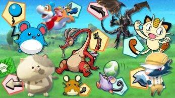 Espíritus con cola protagonizan el próximo evento de Tablero de espíritus de Super Smash Bros. Ultimate