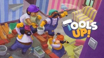 Tools Up! llegará a Nintendo Switch este año