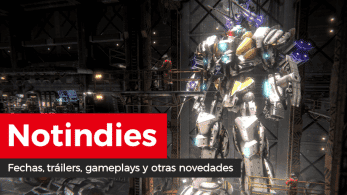 Novedades indies: Scrap Rush!!, War Tech Fighters, NoReload Heroes, Odallus: The Dark Call, Summer Pockets, The Swords of Ditto, Descenders, European Conqueror X, For the King, Koral, My Big Sister, OTTTD y más