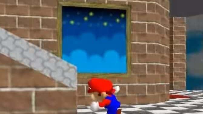 Esta referencia de Super Mario 64 a Zelda: Ocarina of Time ha pasado desapercibida todo este tiempo
