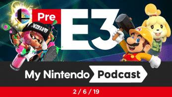My Nintendo Podcast 3×14: Análisis del Pre E3 2019 y Super Mario Maker 2