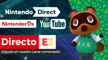 ¡Sigue el Nintendo Direct: E3 2019 comentado en nuestro canal de YouTube!