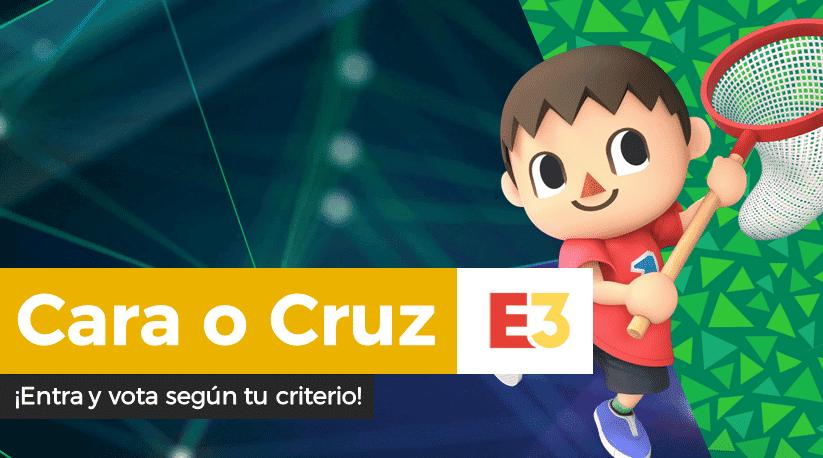 Cara o Cruz #99: ¿Debería Nintendo centrar su E3 en un gran título o mostrar varios superficialmente?