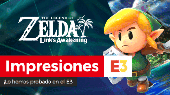 [Impresiones] Probamos The Legend of Zelda: Link's Awakening en el E3 2019