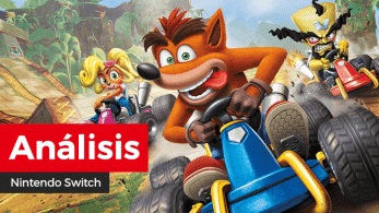 [Análisis] Crash Team Racing Nitro-Fueled