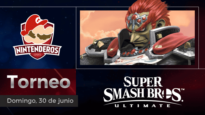 Torneo Super Smash Bros. Ultimate | A por la decimotercera