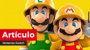 Participamos en el #RetoSuperMarioMaker2 cooperativo de Super Mario Maker 2