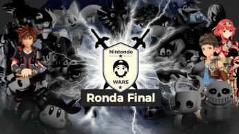 Ronda Final de Nintendo Wars: Personajes DLC que deben meter en Super Smash Bros. Ultimate: ¡Rex y Pyra vs. Sora!
