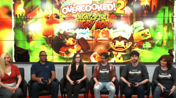 Nintendo presenta el DLC The Night of the Hangry Horde de Overcooked 2, ya disponible en la eShop de Switch