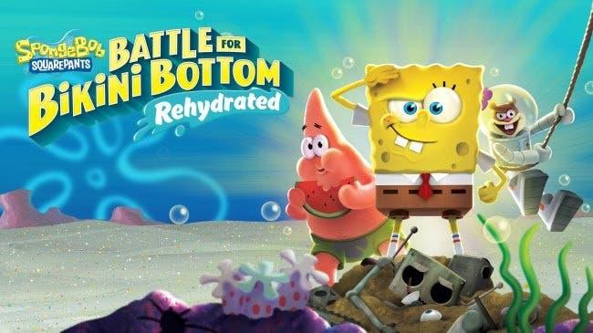 [Act.] THQ Nordic anuncia SpongeBob SquarePants: Battle for Bikini Bottom – Rehydrated! para Nintendo Switch