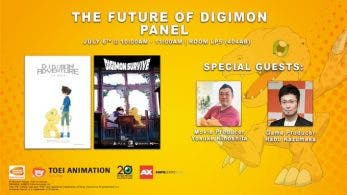 Digimon Survive estará presente en el panel «The Future of Digimon» de Bandai Namco