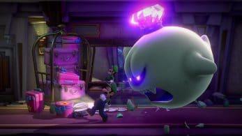 Luigi's Mansion 3 contará con jefes finales y puzles más desafiantes