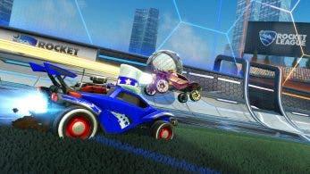 Rocket League se actualiza a la versión 1.63, notas del parche completas
