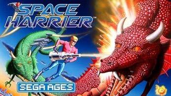 [Act.] Tráiler de lanzamiento de SEGA Ages: Space Harrier