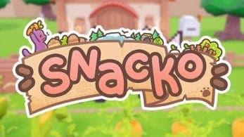 Snacko confirma su lanzamiento en Nintendo Switch