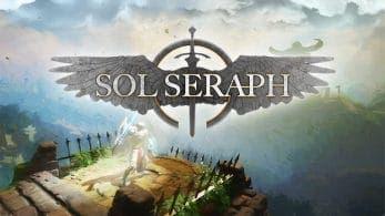 SolSeraph llegará a Nintendo Switch de la mano de SEGA y ACE Team