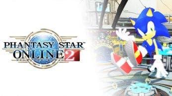 Sonic celebrará su cumpleaños con un evento en Phantasy Star Online 2